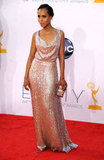 Scandal star Kerry Washington shined bright at the Emmys.