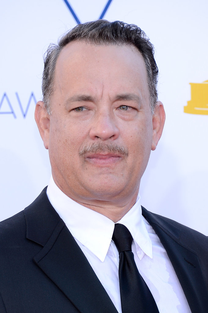 Tom Hanks won an Emmy for outstanding miniseries as the executive producer of Game Change.