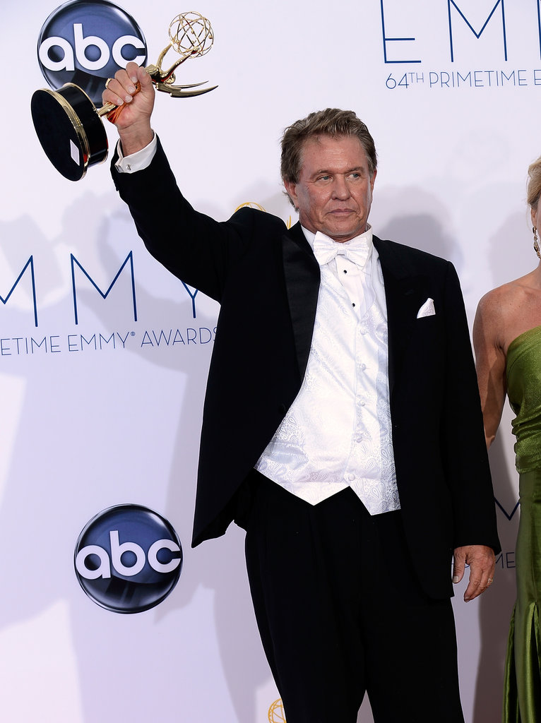 Tom Berenger won an Emmy for his role in Hatfields & McCoys.
