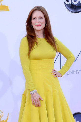 Julianne Moore stepped out for the Emmy Awards.
