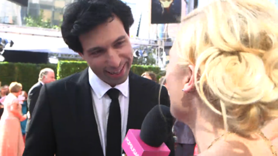 "Video: Why Girls' Alex Karpovsky Feels ""Lucky"" to Work With Lena Dunham"