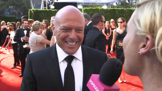 "Video: Dean Norris on Breaking Bad's Popularity — ""We've Penetrated the Cultural Zeitgeist"""