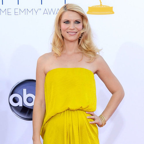 2012 Emmys Red Carpet Dresses and Celebrity Pictures