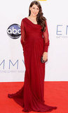 Mayim Bialik(2012 Emmy Awards)