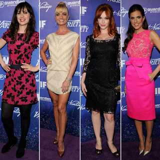 Christina Hendricks, Jennie Garth, Michelle Dockery Celebrate Women In Film Event