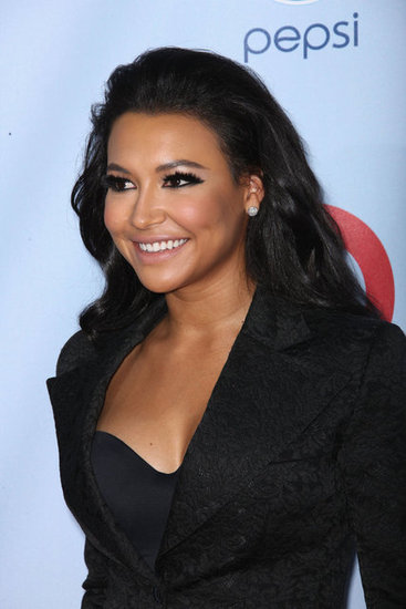 Naya Rivera attended the 2012 ALMA Awards.