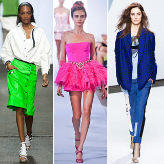 Color Trends Spring 2013
