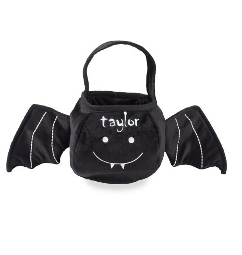 Personalized Bat Treat Bag ($18)