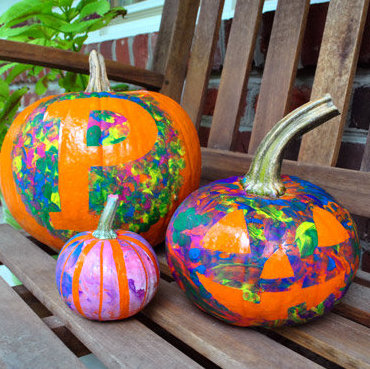 Painted Pumpkin Ideas For Halloween