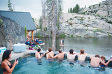 Hot Tub Ceremony Seats
