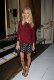Poppy Delevingne at Fashion East
