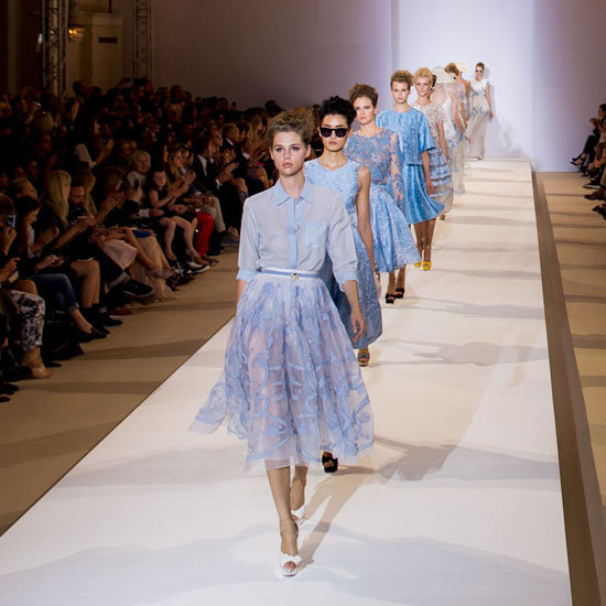 Pictures and Review of Temperley Spring Summer 2013 London Fashion Week Runway Show