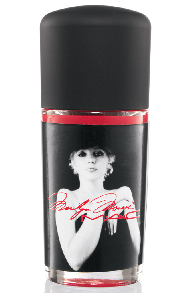 Nail Lacquer in Kid Orange, a coral cream ($18)
