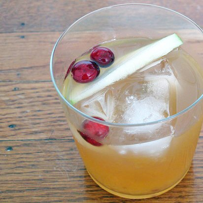 Easy Fall Recipe For The Normandy Calvados Cocktail