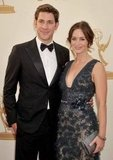 John Krasinski and Emily Blunt made a dashing duo in 2011.