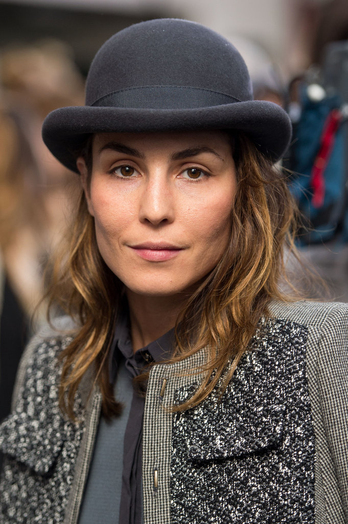 Noomi Rapace went to Antonio Berardi.