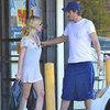 Kirsten Dunst and Her Boyfriend in LA | Pictures