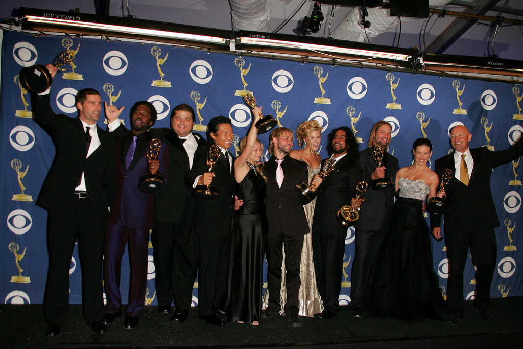 Lost won for best drama series in 2005.