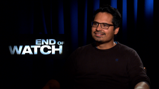 "Michael Peña on His ""Sibling""-Like Rapport With Jake Gyllenhaal"