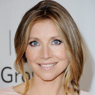 Sarah Chalke Talks About Flu Vaccine