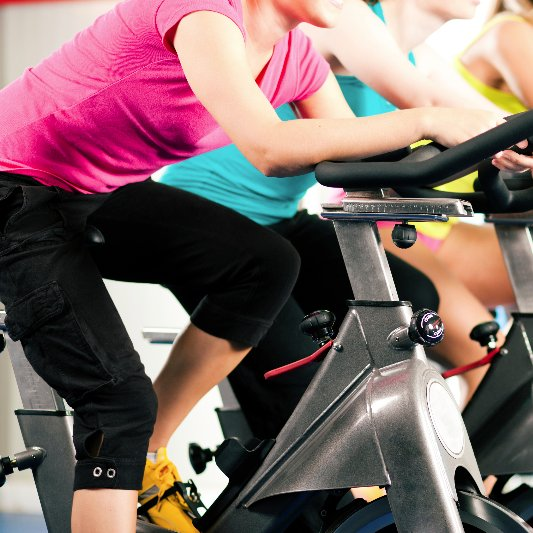 That Awkward Moment When Your Indoor Cycling Class Is Full