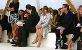 Anna Wintour at Erdem