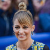 Celebrity Hair Trend To Try At Home the Spool Shaped Top Knot