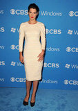 Cobie Smulders hit the red carpet to attend the CBS Fall premiere party in LA.