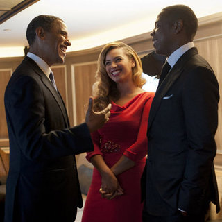 Obama Fundraiser With Beyonce and Jay-Z