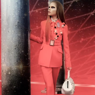 Prada Fall 2012 Video Lookbook