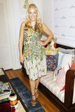 Busy Philipps wore a vintage dress to the event.