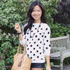Look of the Day: Polka-Dot Pretty