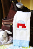 Election Year Burp Cloths ($12)