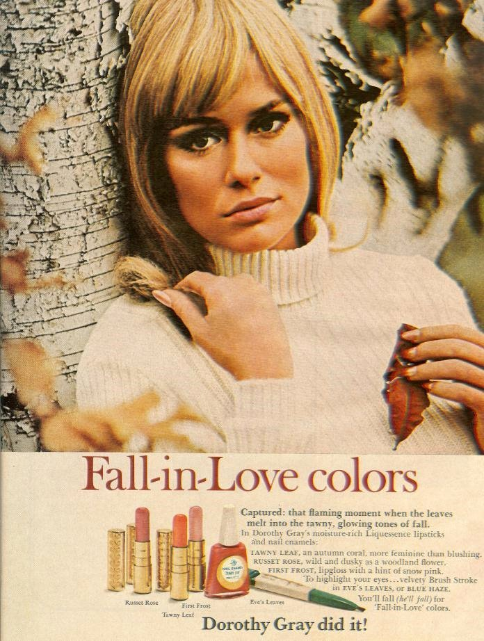 "Are you supposed to ""fall in love"" with the colors, or do the colors make you fall in love?"