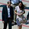 Prince William and Kate Middleton Pictures Last Day in Tuvalu Ceremony Pictures