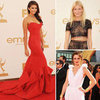 Emmy Awards Red Carpet Gowns From the Past