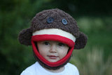 Sock Monkey Mask ($45)