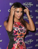 Kim Kardashian Mixes Business and Retail Therapy in Melbourne