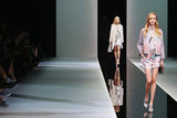 2013 Spring Milan Fashion Week: Emporio Armani