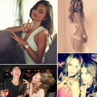 Instagram and Twitter Pictures From Nicole Richie, Miranda Kerr, Kim Kardashian & More