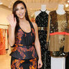 Pictures of Kim Kardashian in Josh Goot and Michael lo Sordo Shopping in Melbourne Australia for QuickTrim