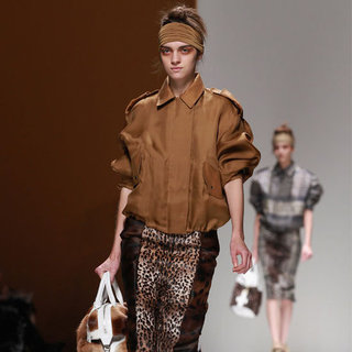 Pictures and Review of Max Mara Spring Summer Milan Fashion Week Runway Show
