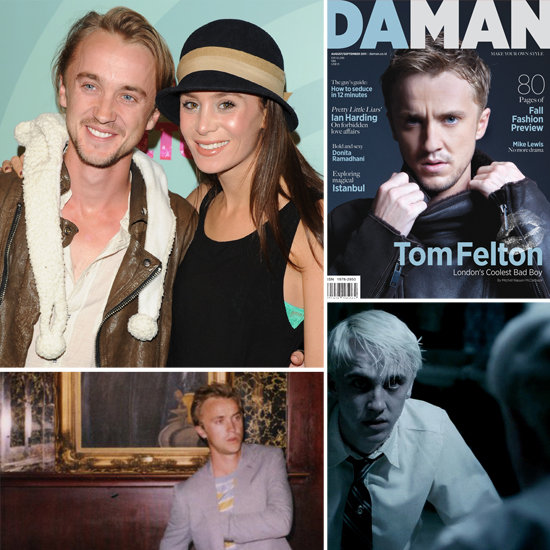 Birthday Boy Tom Felton's Guide to Being Sexy