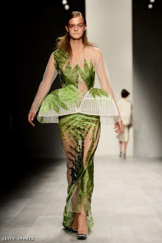Corrie Nielsen London Fashion Week fashion show catwalk report Spring Summer 2013