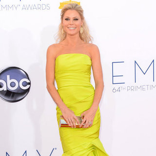 Yellow Dresses at Emmy Awards 2012