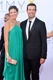 The Voice host Carson Daly walked the red carpet with his girlfriend, Siri Pinter.