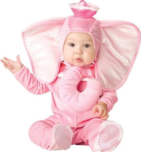 Best Costumes For Baby's First Halloween