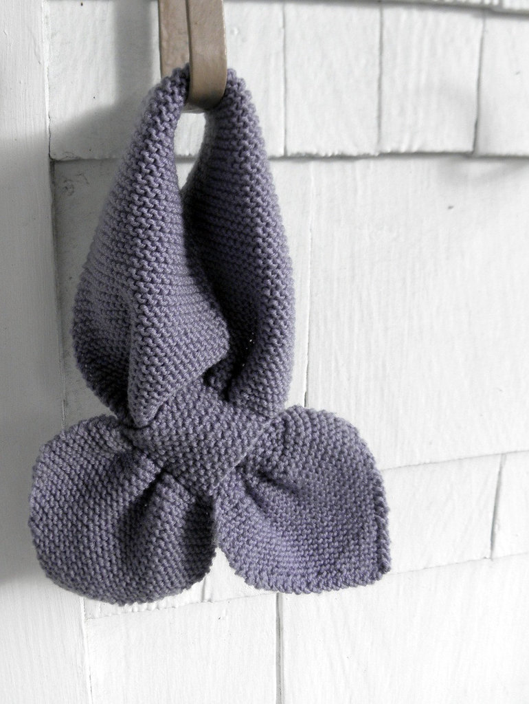 Bow-Knot Toddler Scarf ($25)