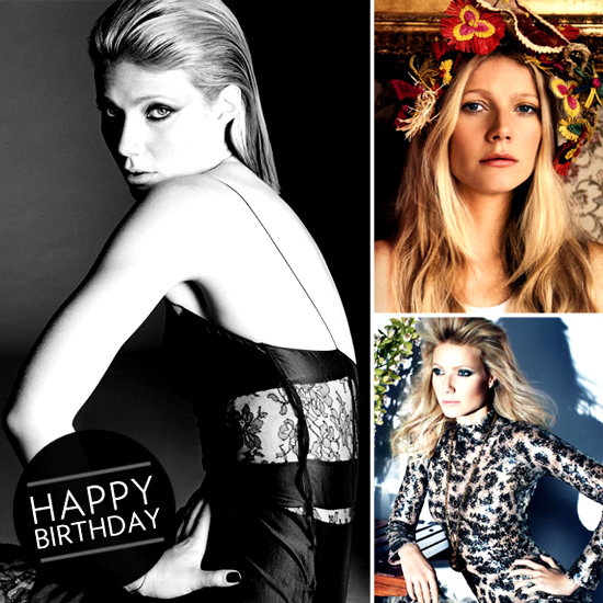 Gwyneth Paltrow Fashion Editorials
