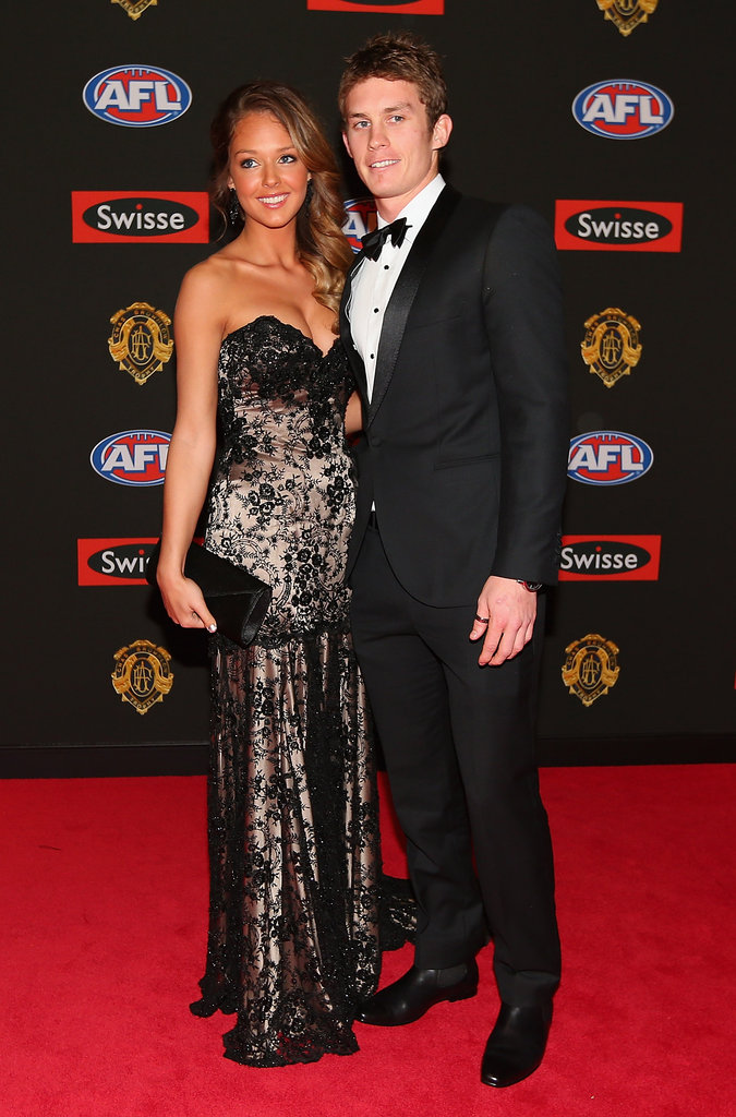 Kelly Meehan and Dayne Beams